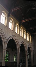 Marsden Parish Church Clerestory